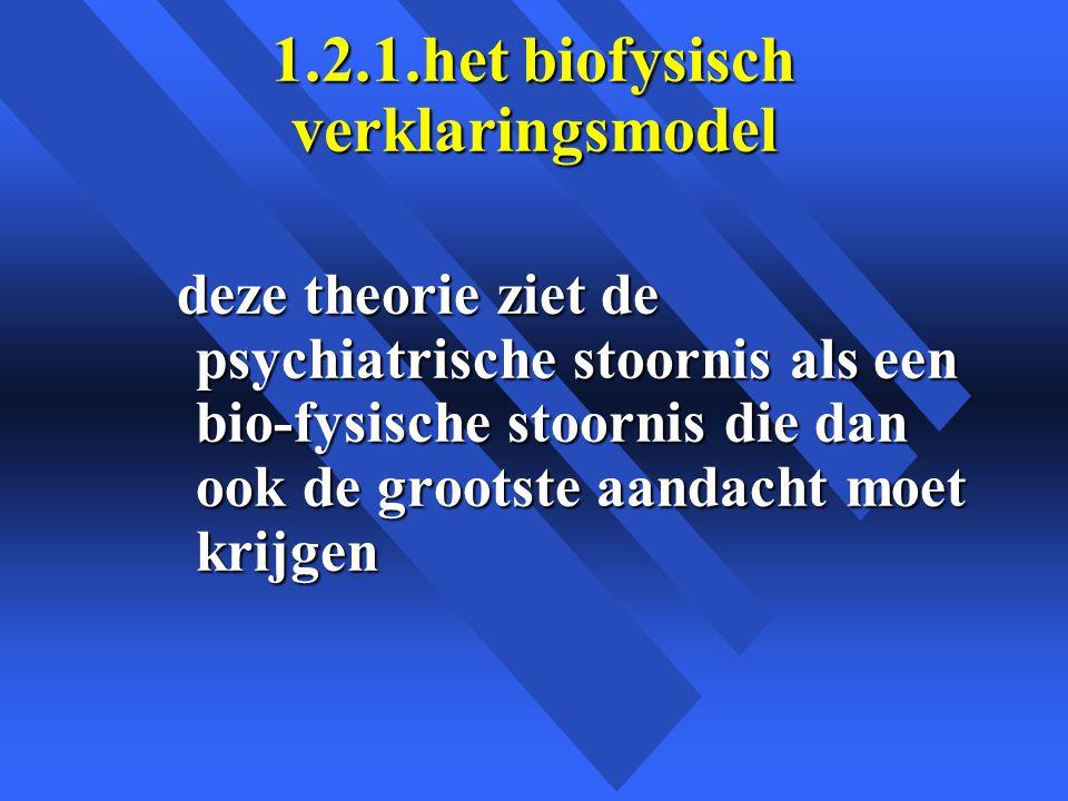 1.2.1.het biofysisch verklaringsmodel