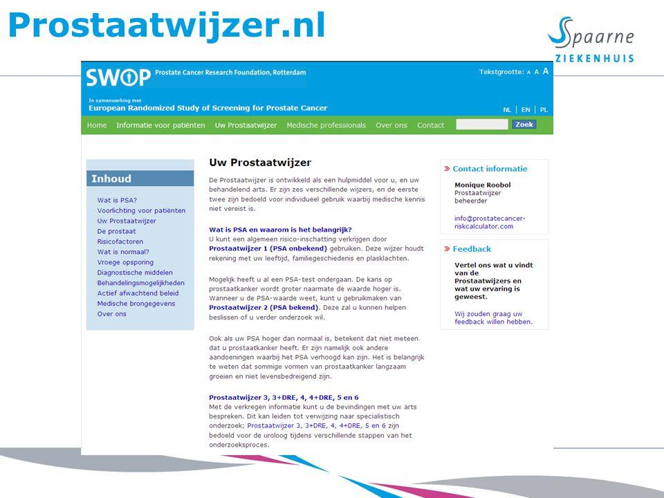 Prostaatwijzer.nl