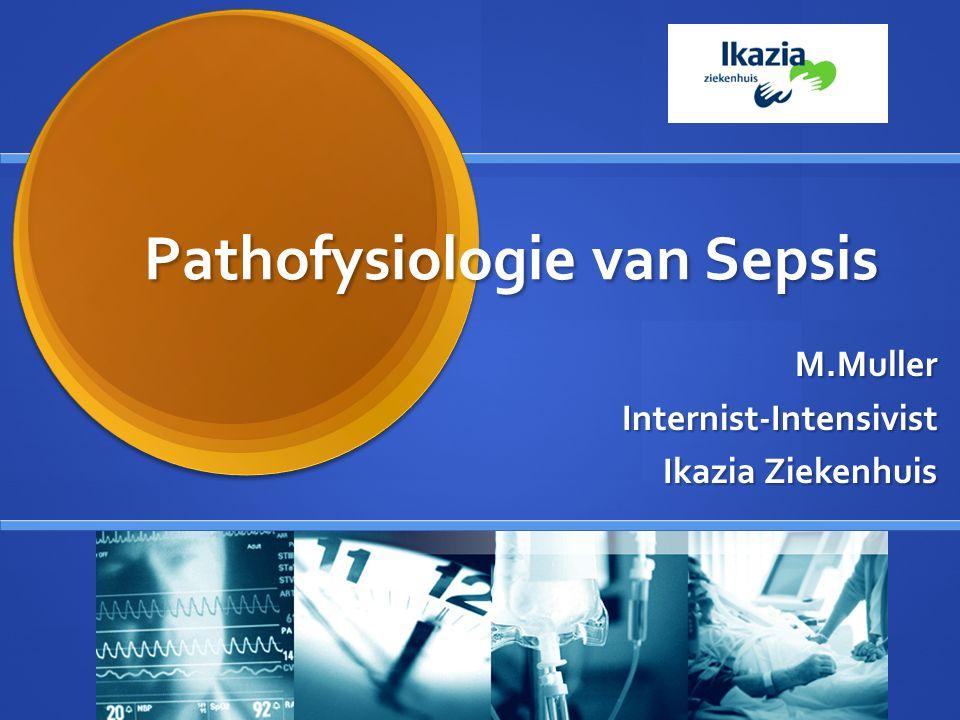 Pathofysiologie van Sepsis