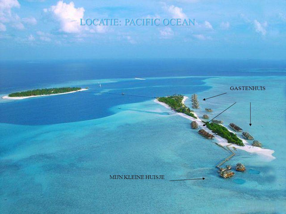 LOCATIE: PACIFIC OCEAN