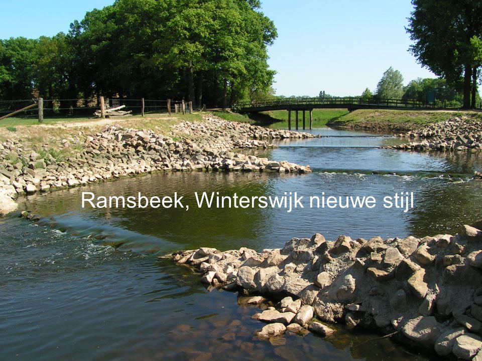 Ramsbeek, Winterswijk nieuwe stijl