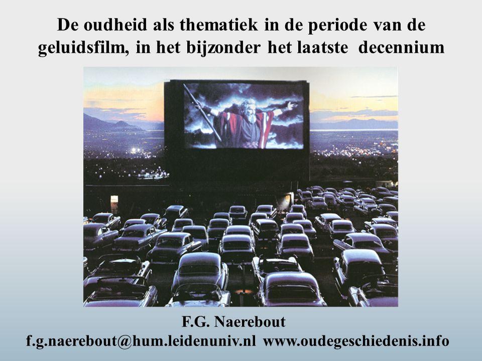 f.g.naerebout@hum.leidenuniv.nl www.oudegeschiedenis.info
