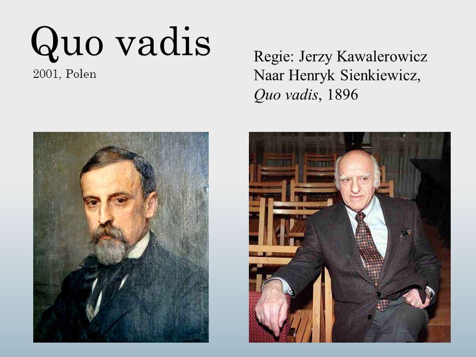 Quo vadis Regie: Jerzy Kawalerowicz