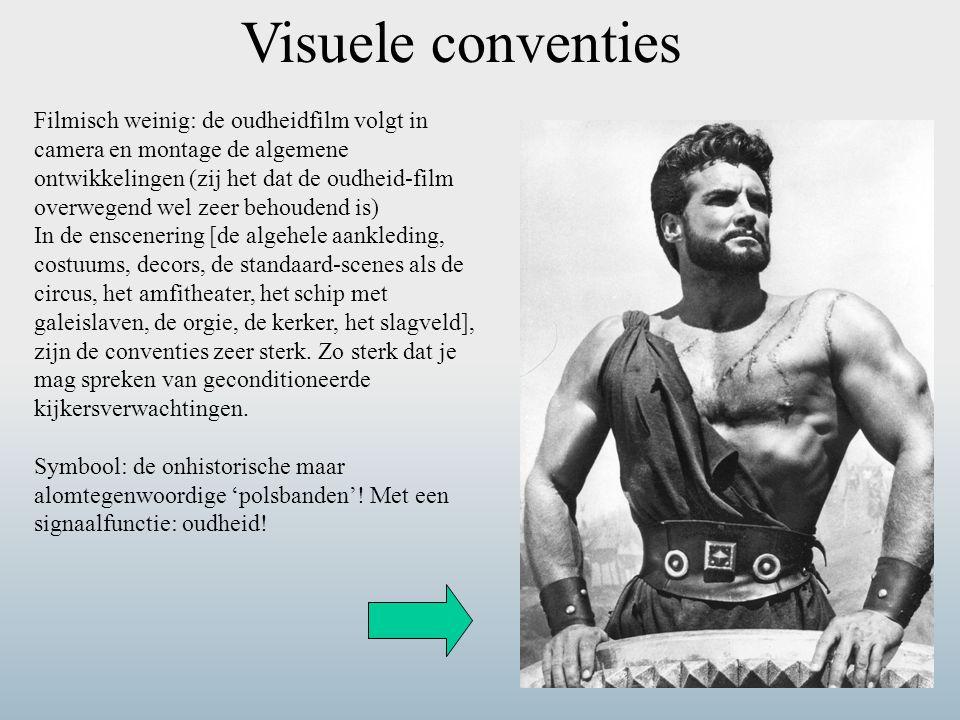 Visuele conventies
