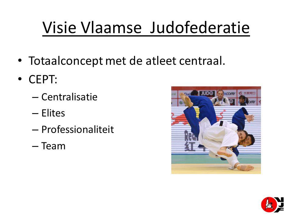 Visie Vlaamse Judofederatie