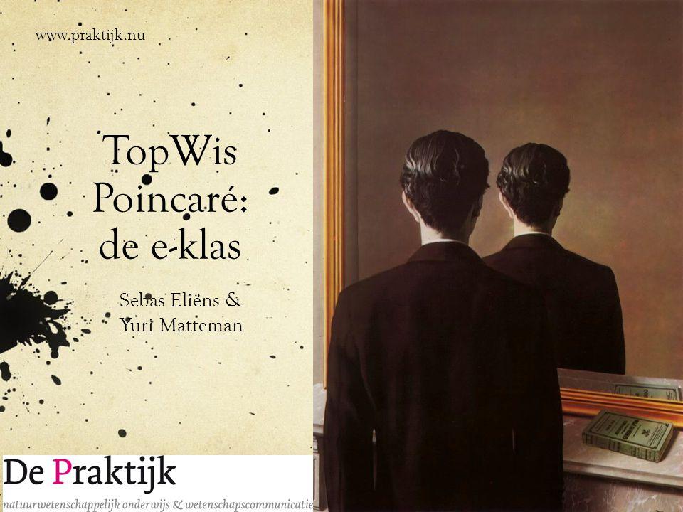 TopWis Poincaré: de e-klas