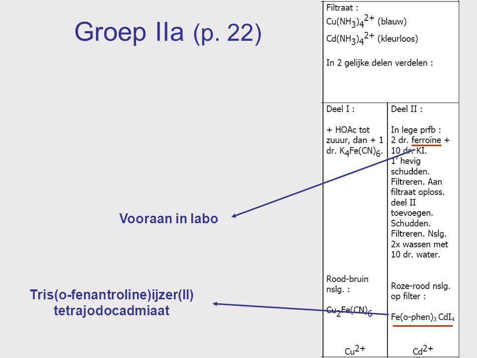 Tris(o-fenantroline)ijzer(II)