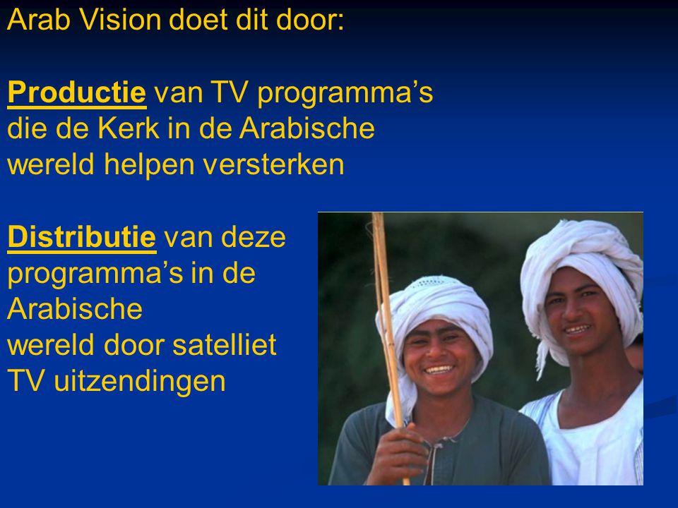 Arab Vision doet dit door: