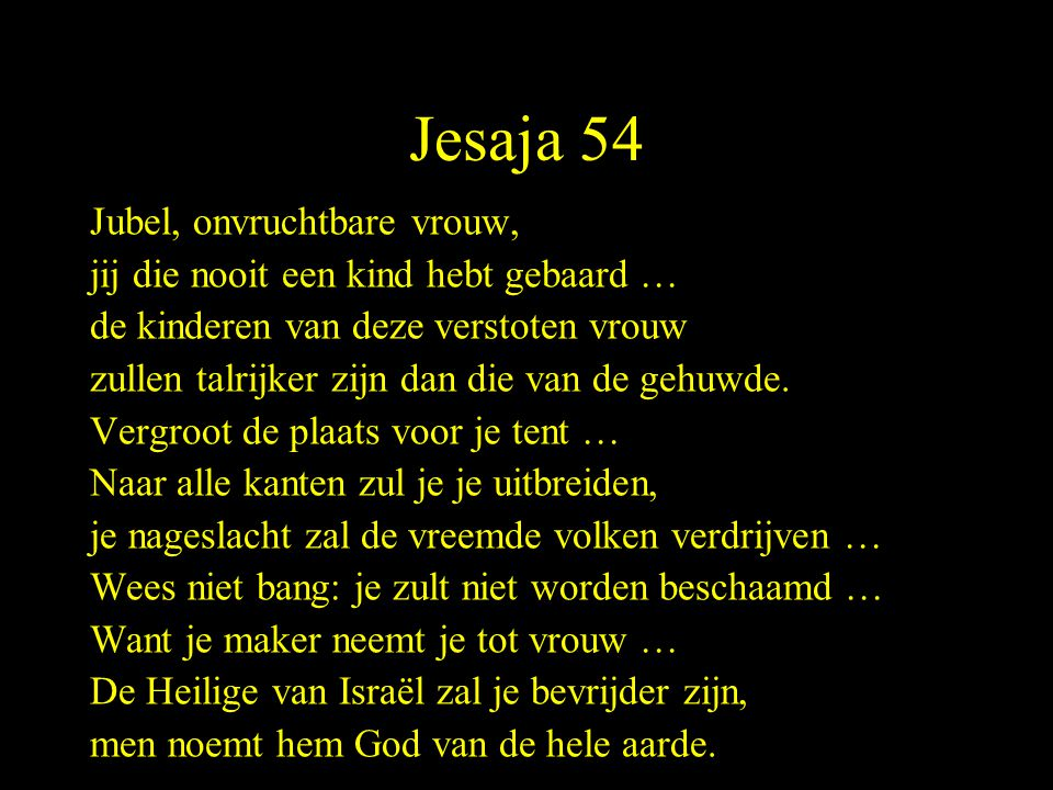 Jesaja 54
