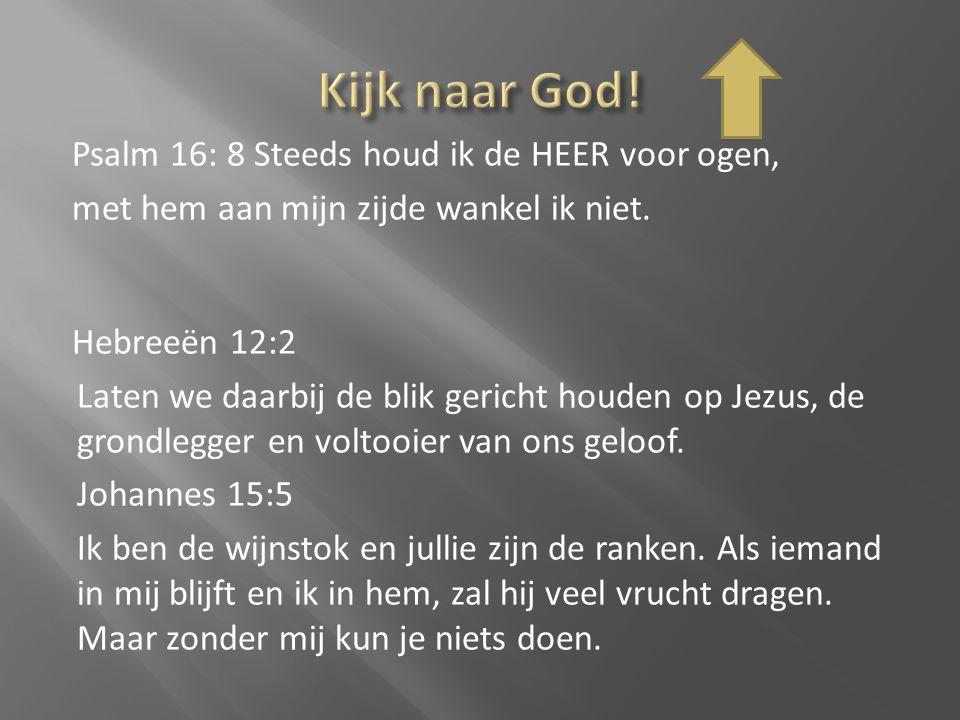 Kijk naar God!