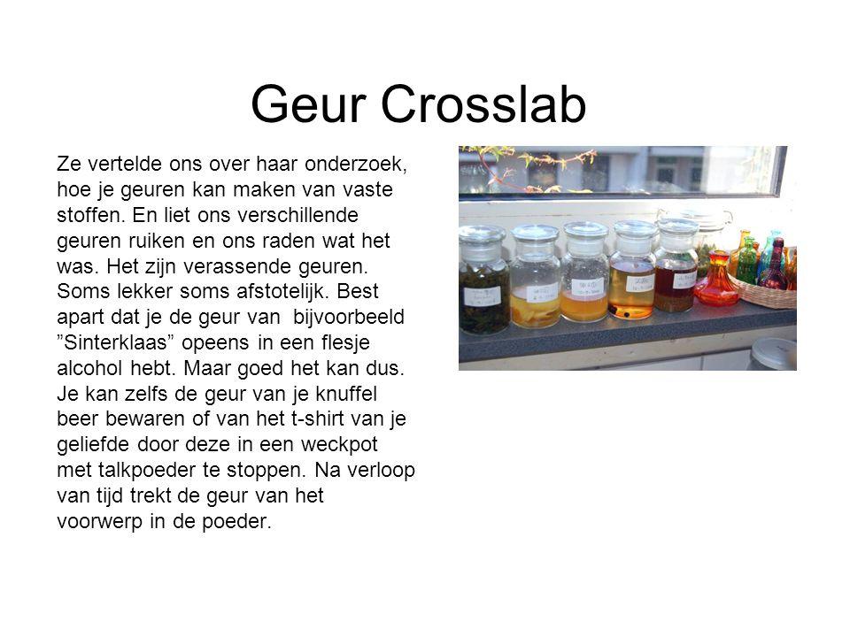 Geur Crosslab
