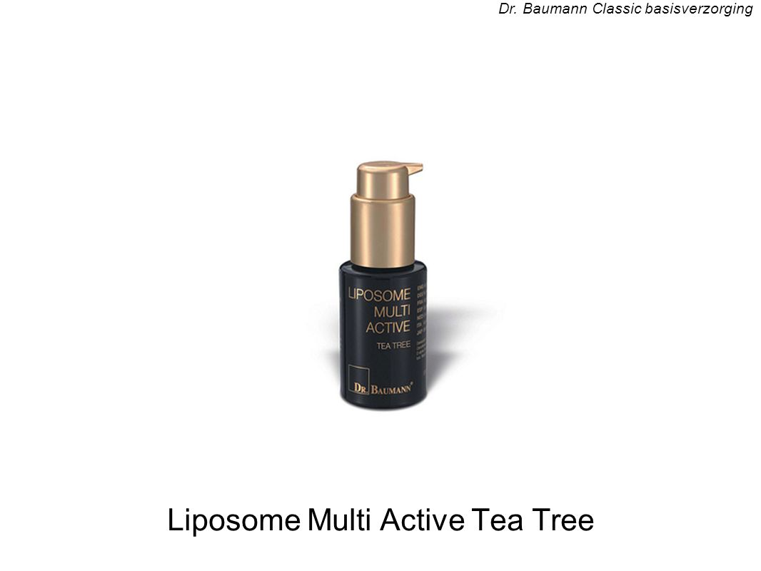 Liposome Multi Active Tea Tree