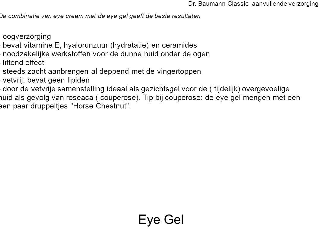 Eye Gel - oogverzorging