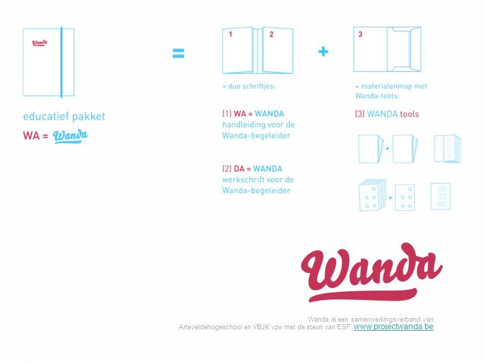 Wanda is een samenwerkingsverband van