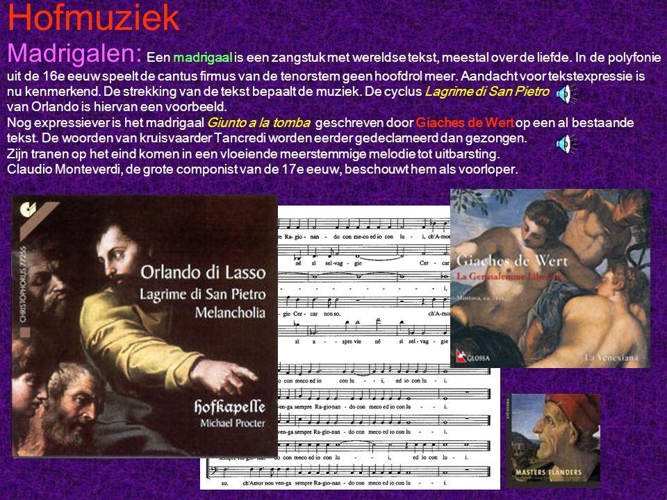 Hofmuziek