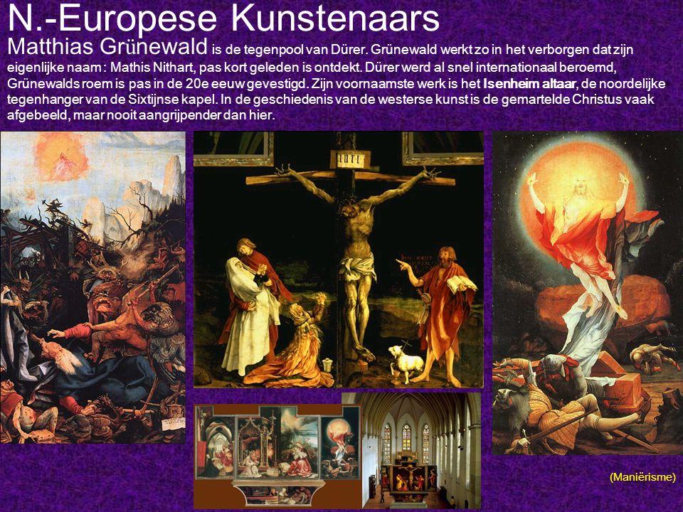 N.-Europese Kunstenaars