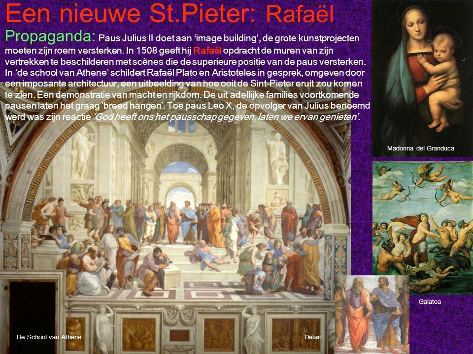 Een nieuwe St.Pieter: Rafaël