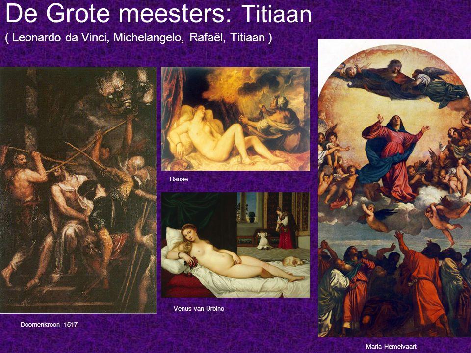 De Grote meesters: Titiaan