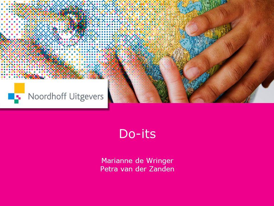 Marianne de Wringer Petra van der Zanden
