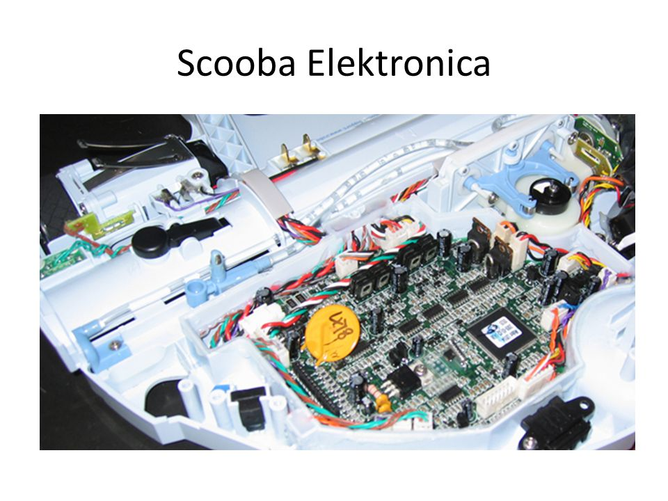 Scooba Elektronica