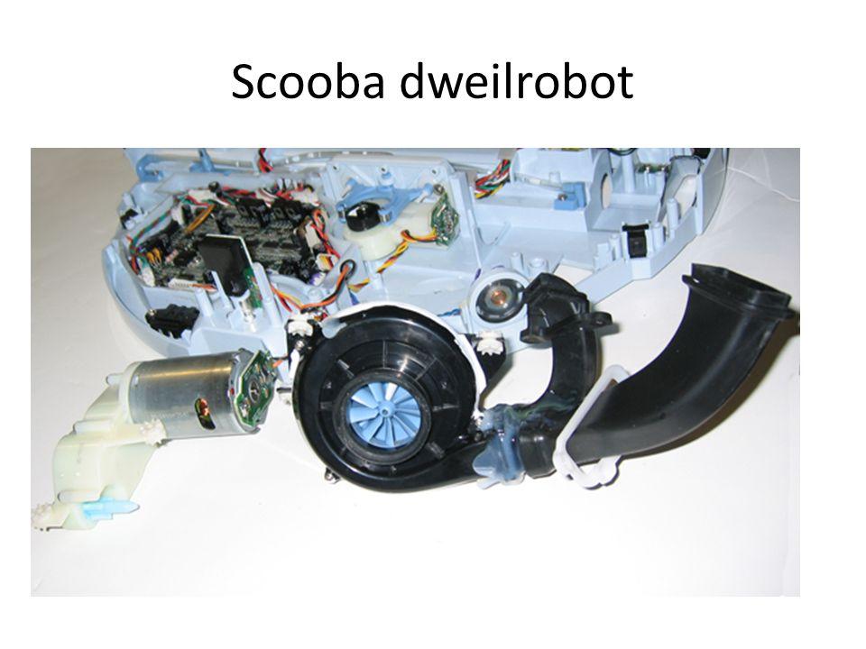 Scooba dweilrobot