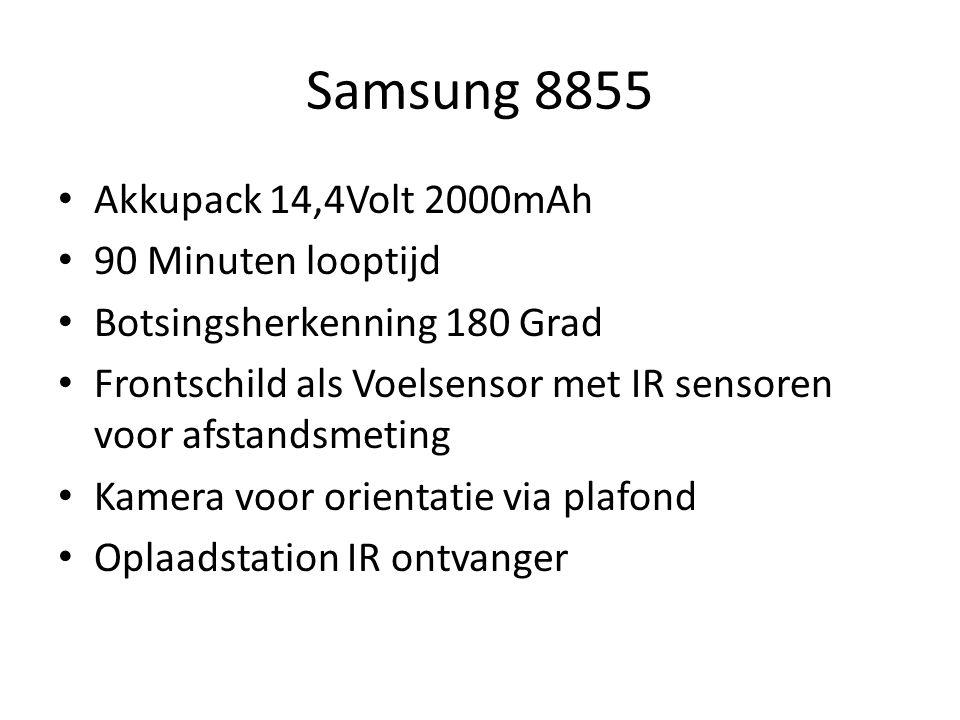 Samsung 8855 Akkupack 14,4Volt 2000mAh 90 Minuten looptijd
