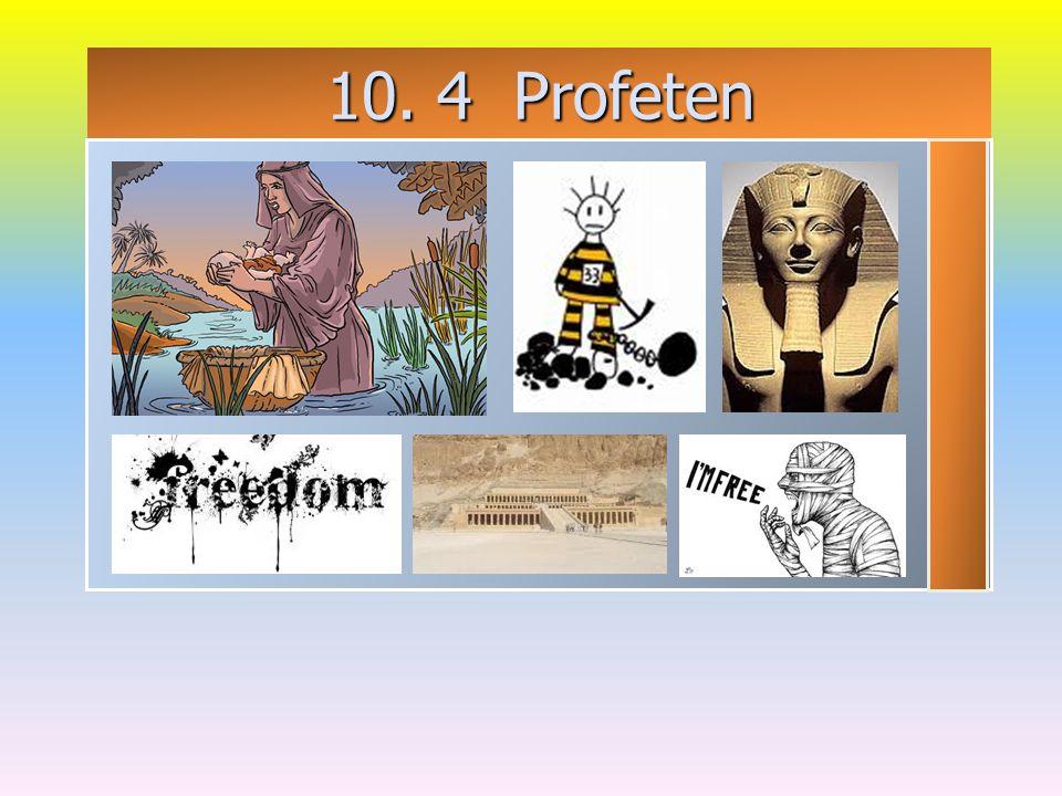 10. 4 Profeten 14