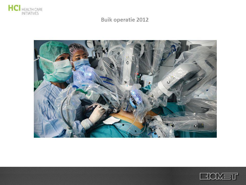 Buik operatie 2012