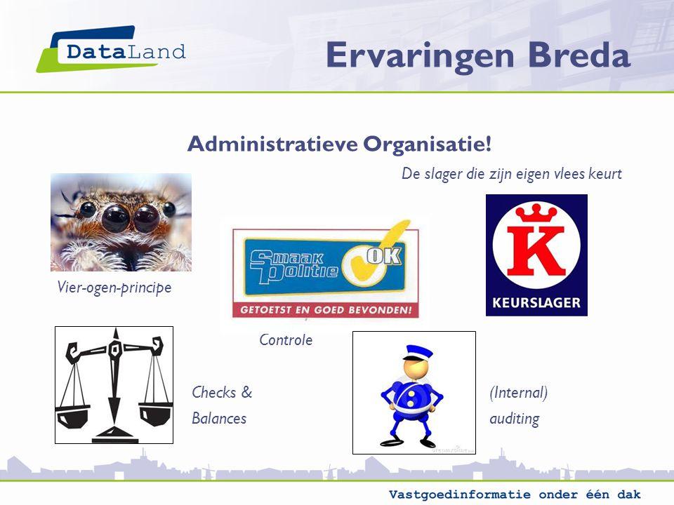Administratieve Organisatie!