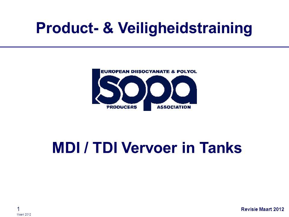 Product- & Veiligheidstraining