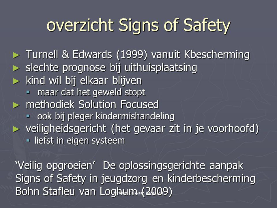overzicht Signs of Safety