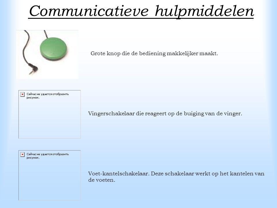 Communicatieve hulpmiddelen