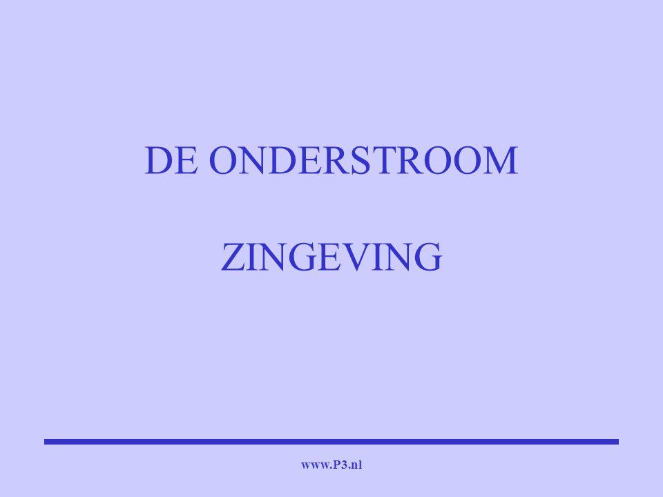 DE ONDERSTROOM ZINGEVING