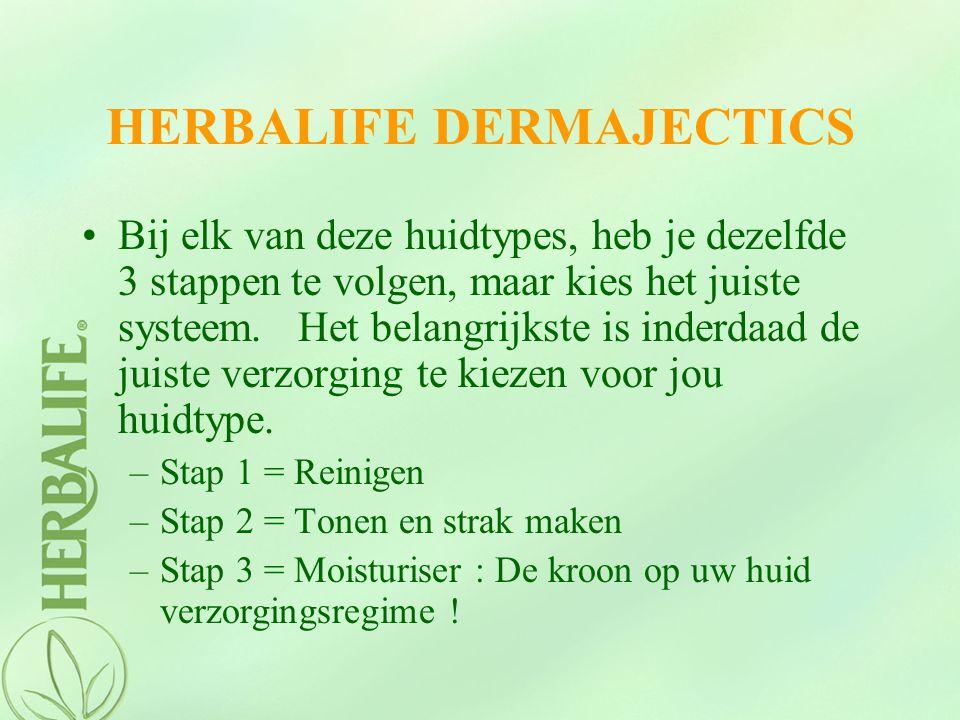 HERBALIFE DERMAJECTICS