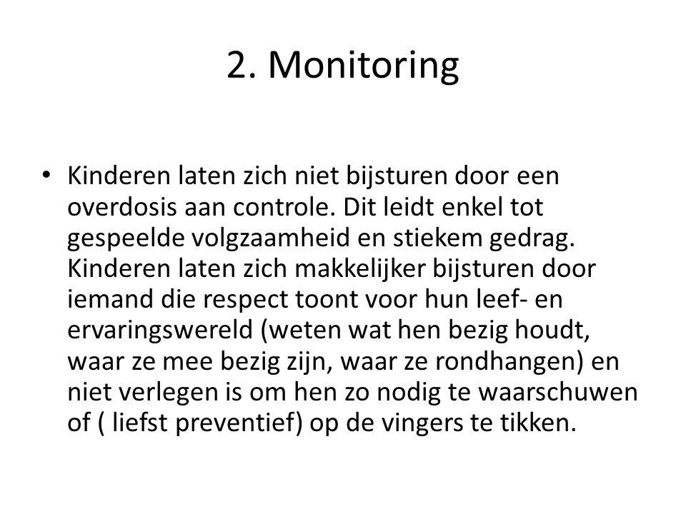 2. Monitoring
