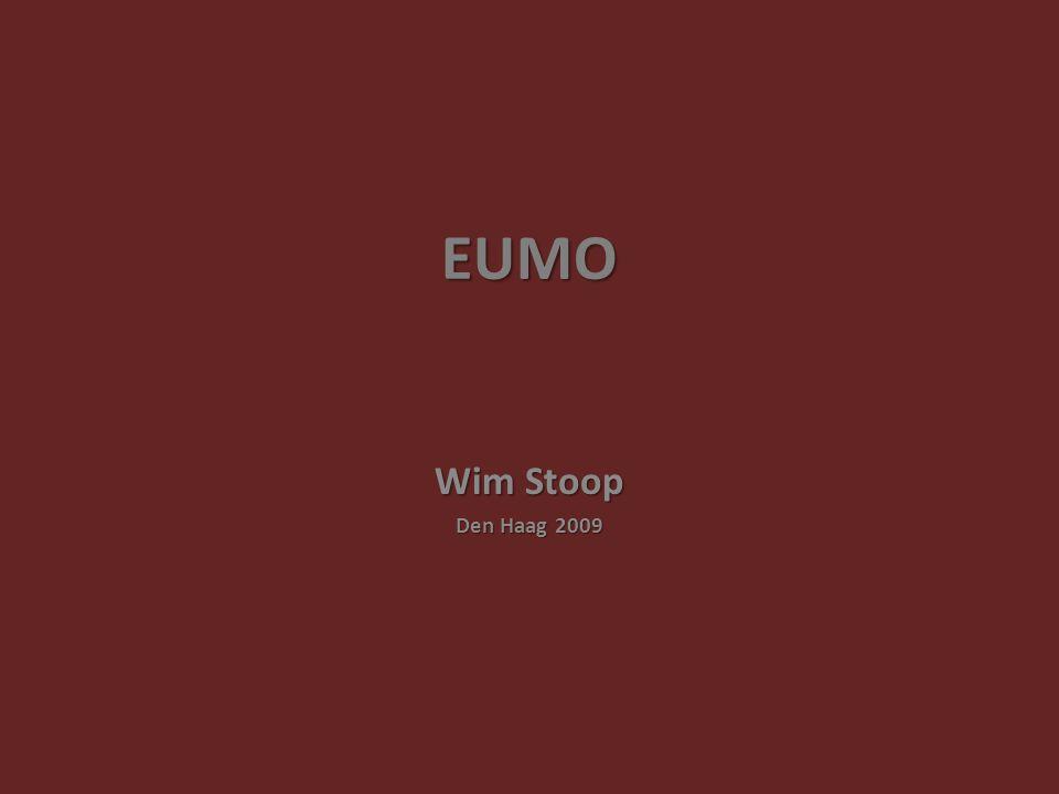 EUMO Wim Stoop Den Haag 2009