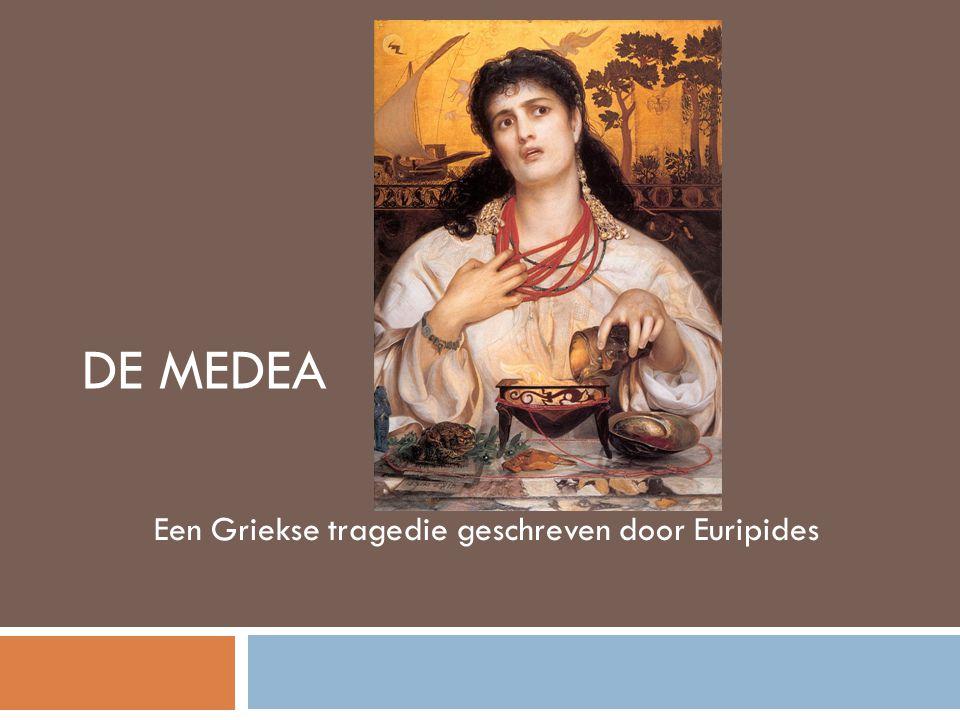 Een Griekse tragedie geschreven door Euripides