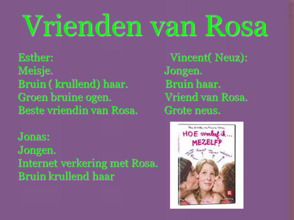 Vrienden van Rosa