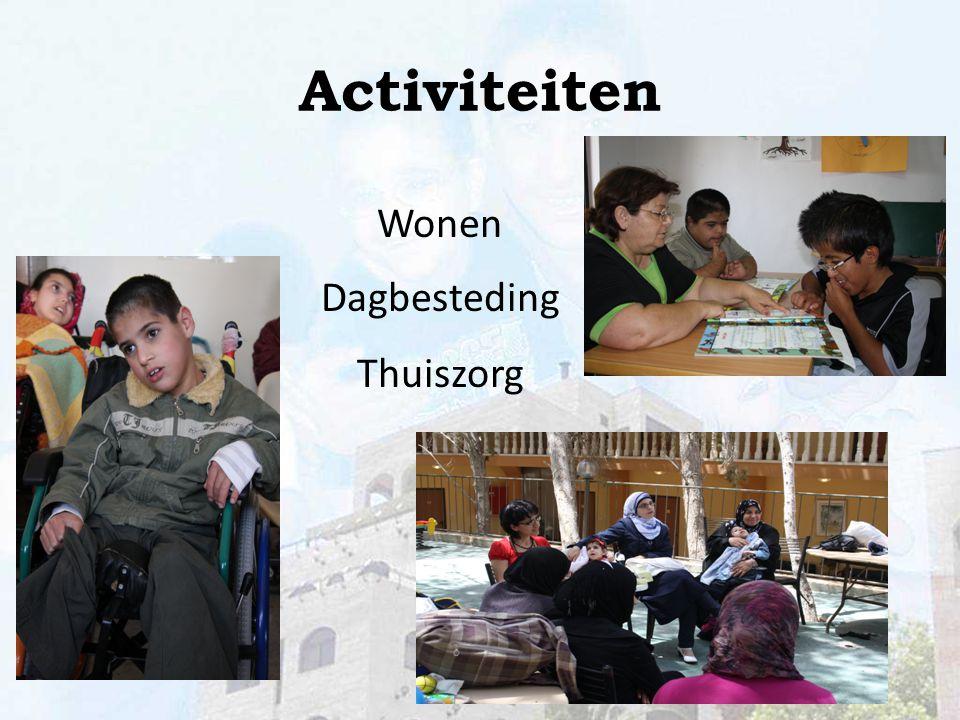 Activiteiten Wonen Dagbesteding Thuiszorg