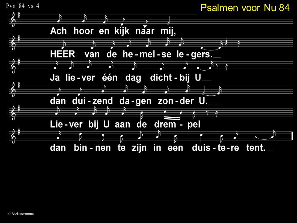 Psalmen voor Nu 84