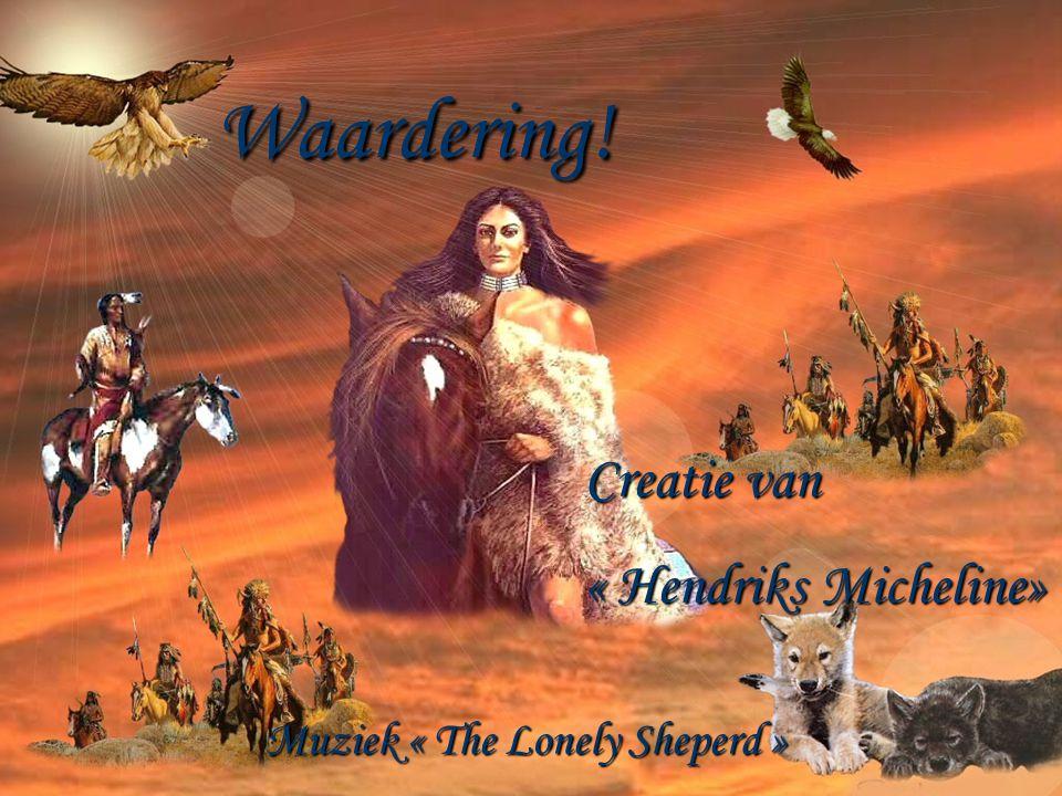 Waardering! Creatie van « Hendriks Micheline»