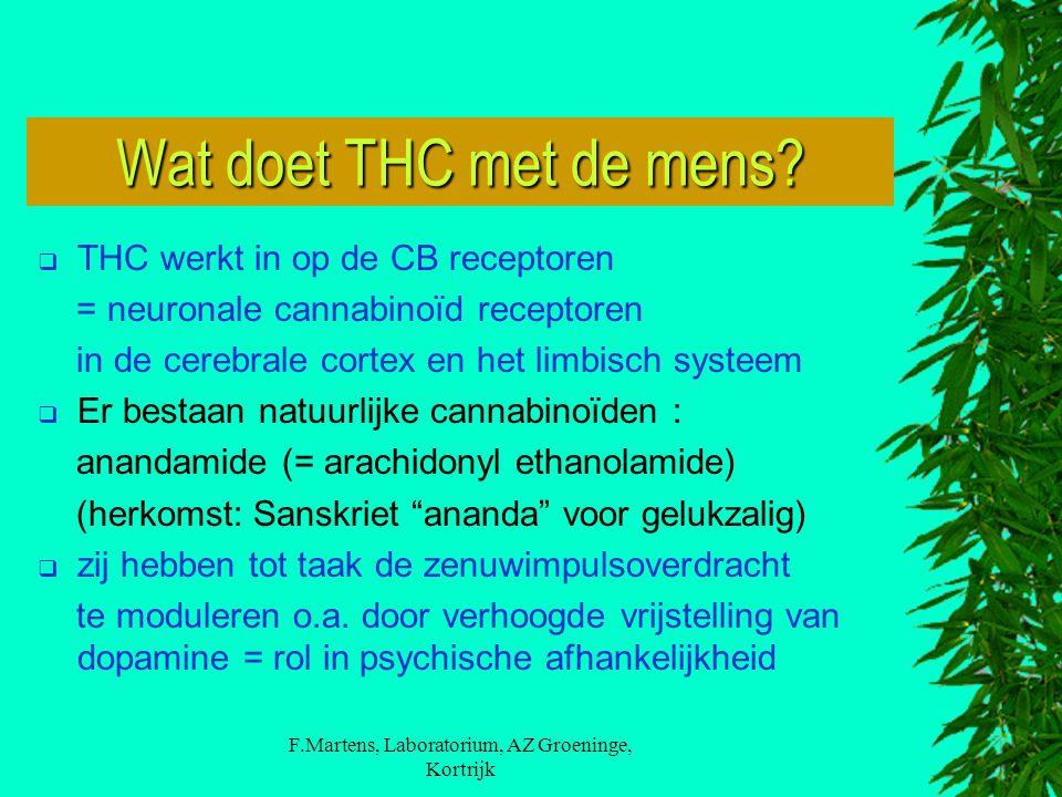 F.Martens, Laboratorium, AZ Groeninge, Kortrijk