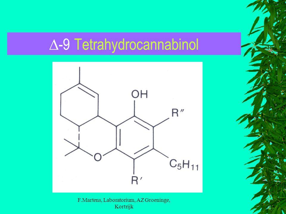 -9 Tetrahydrocannabinol