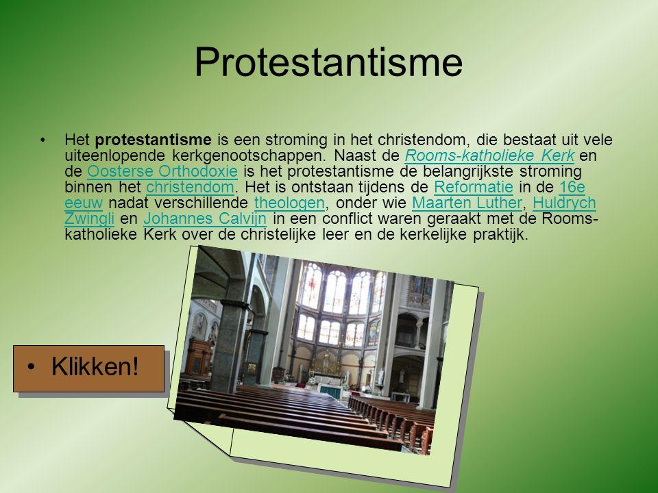 Protestantisme Klikken!