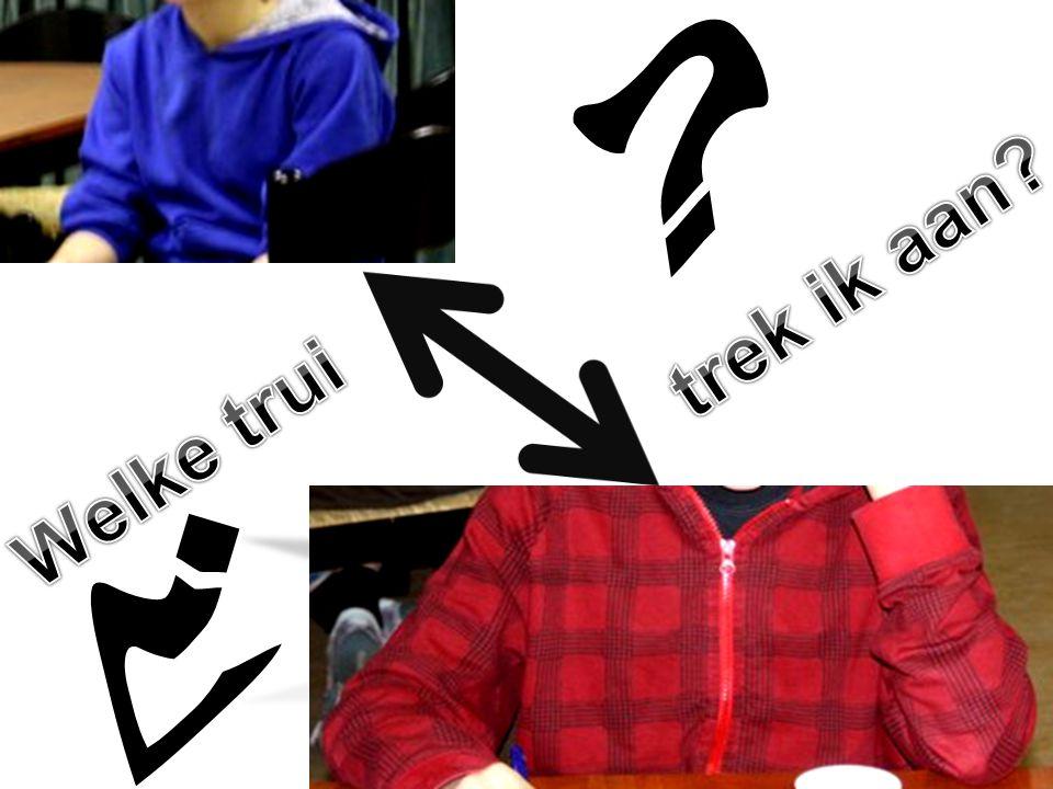 trek ik aan Welke trui
