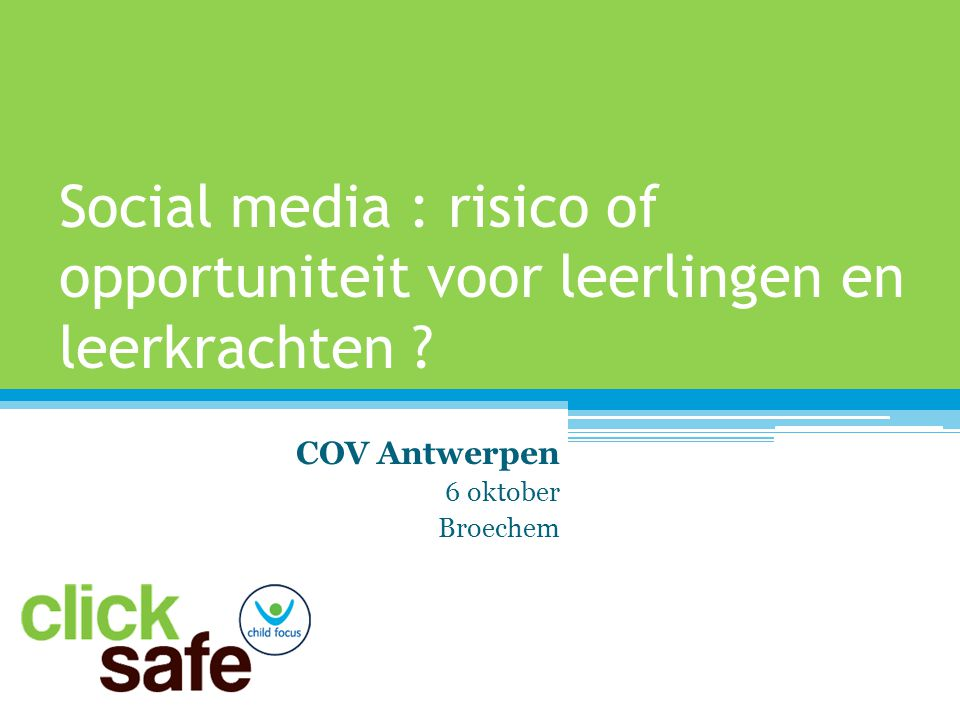 COV Antwerpen 6 oktober Broechem