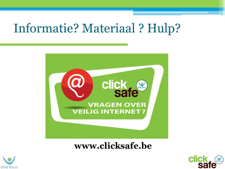 Informatie Materiaal Hulp