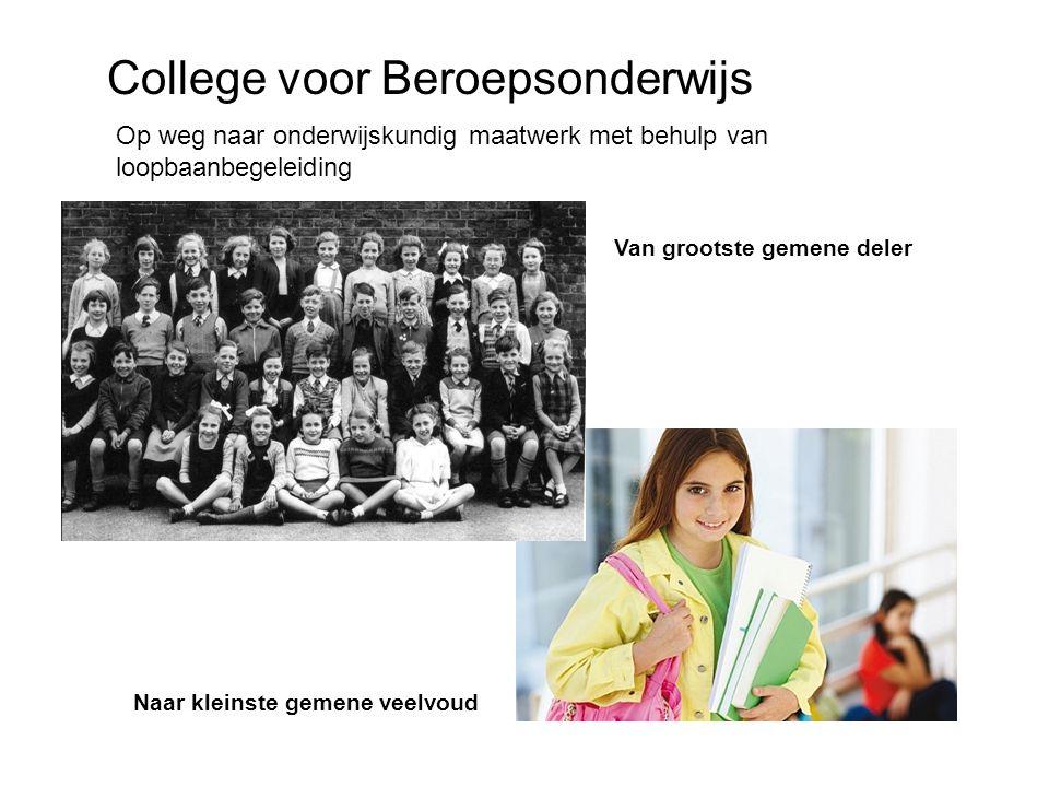 College voor Beroepsonderwijs