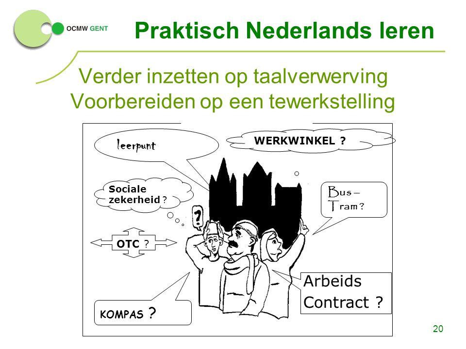 Praktisch Nederlands leren