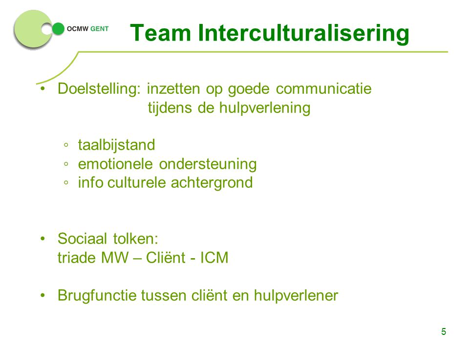 Team Interculturalisering